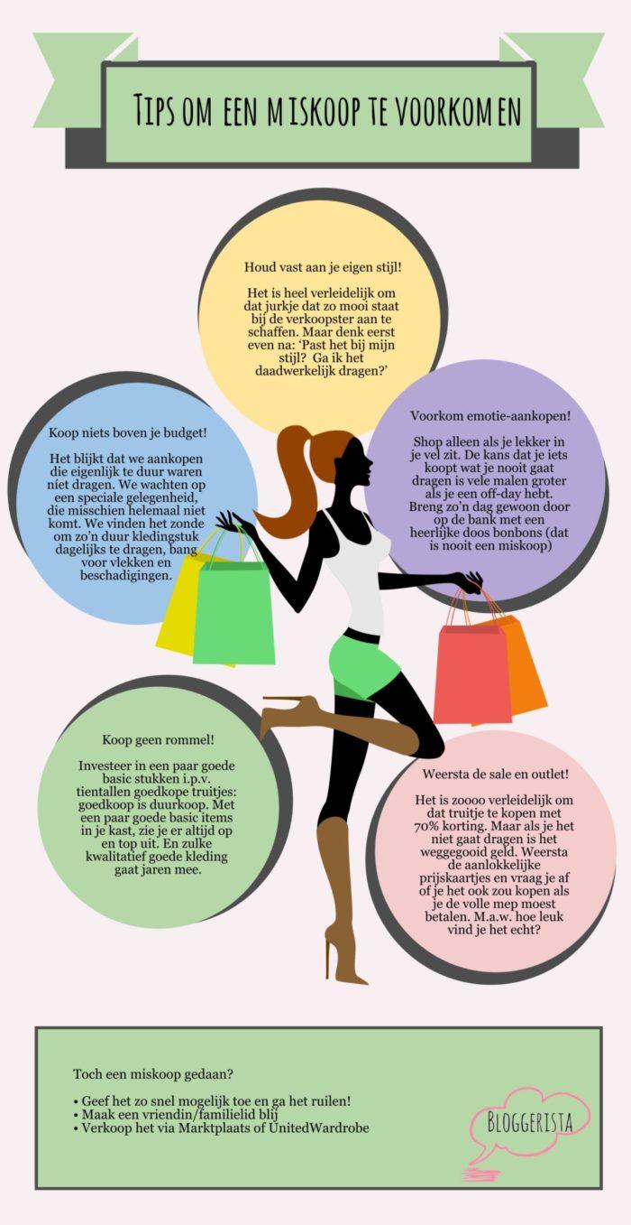 Tips om een miskoop te voorkomen