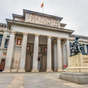 Stedentrip Madrid Prado museum