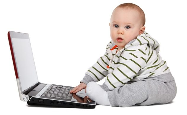 Baby's en peuters moeten worden onderwezen?
