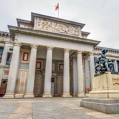 Stedentrip Madrid Prado museum