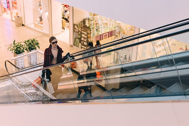 Shopping bloggerista