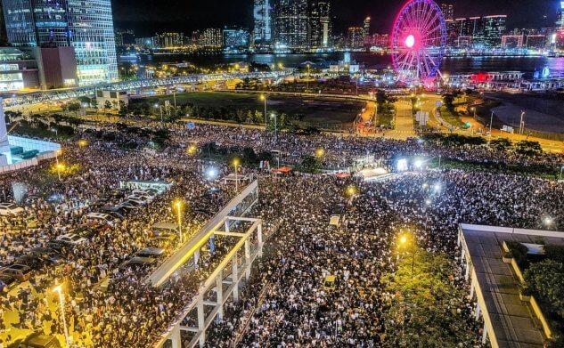 Reisadvies Hong Kong in verband met de protesten