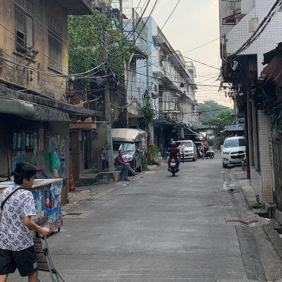 Bangkok fietsend verkennen