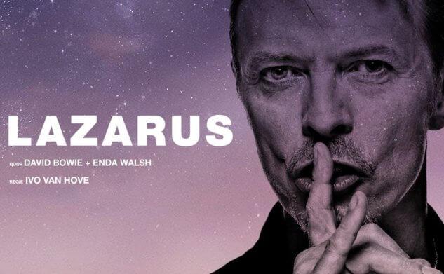 Het laatste meesterwerk van David Bowie: Lazarus