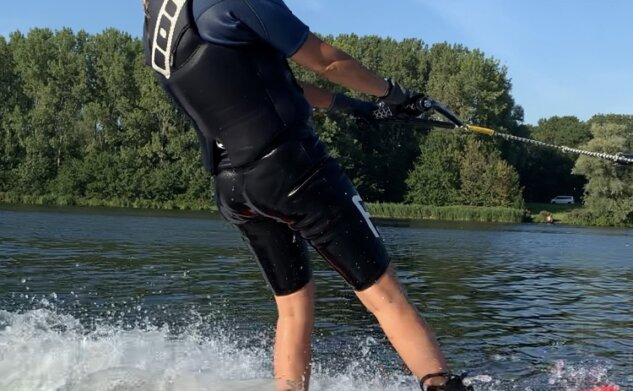 Leren wakeboarden op het Brielse Meer volgens het 3-stappenplan